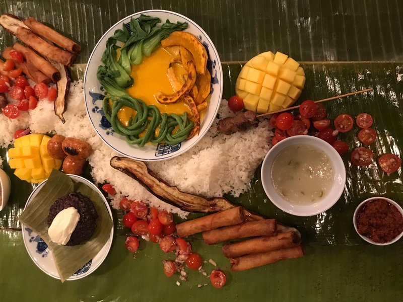 The Pinoy Rich Food Culture